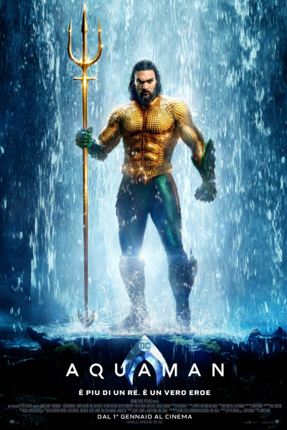 Aquaman | Cinema weekend NATALE