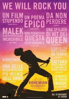 Bohemian Rhapsody | Cinema weekend