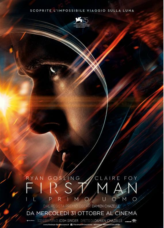 First man - Il primo uomo | Cinema weekend