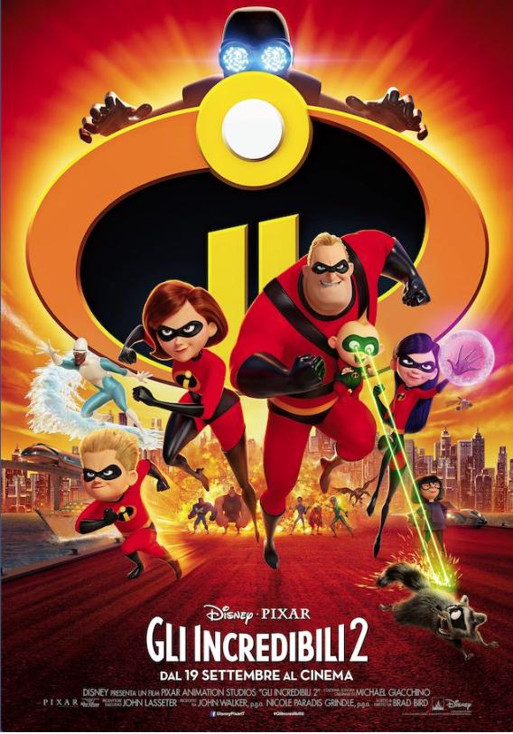 Gli incredibili 2 | Cinema weekend