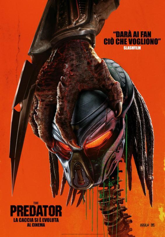 The Predator | Cinema weekend